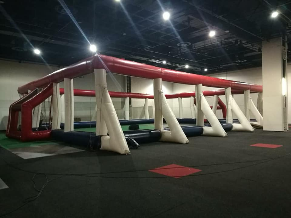 Inflatable Arena Hire