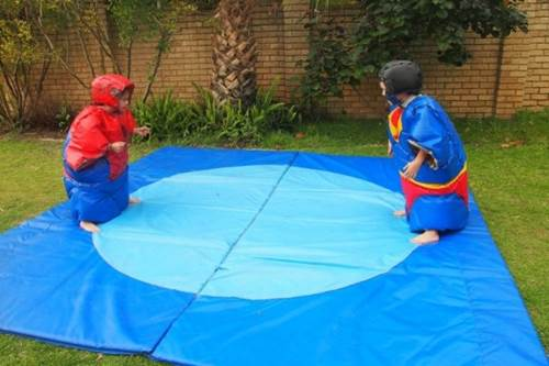 Kids Sumo Suits Hire Com